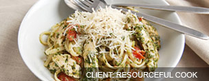 Resourceful Cook - PHP Development, Javascript